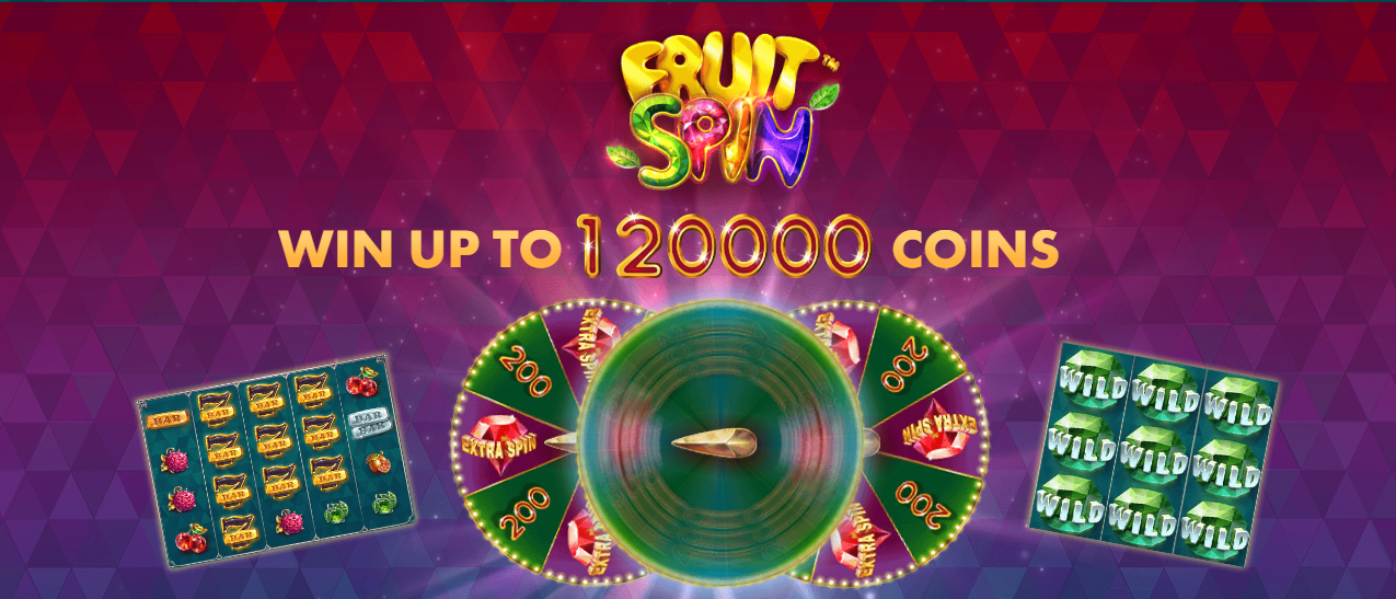 Fruit Spin, exclusive new NetEnt slot game