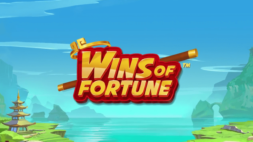 Wins of Fortune, new Quickspin slot game