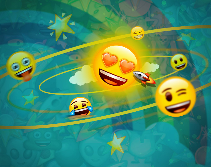 Reload bonus and 300 free spins on Emoji Planet