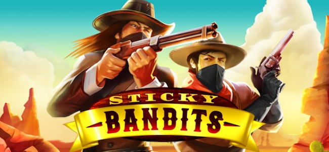 Sticky Bandits, new slot game by Quickspin