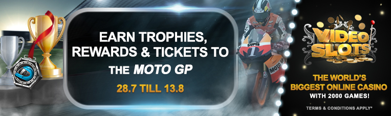 Win an exclusive MOTO GP experience