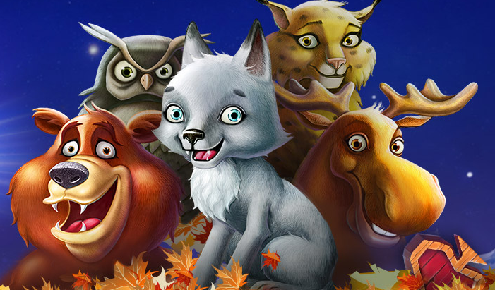 Join WildSlots Autumn Giveaway, win big cash prizes