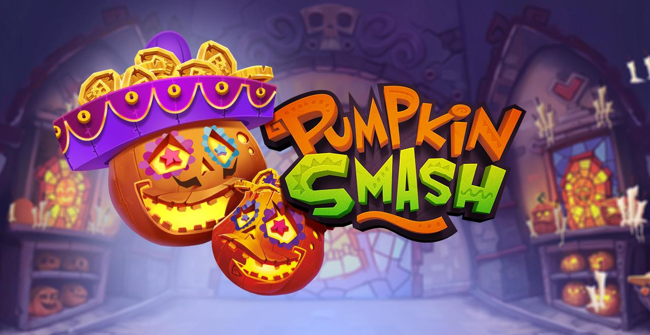 New, Pumpkin Smash by Yggdrasil Gaming
