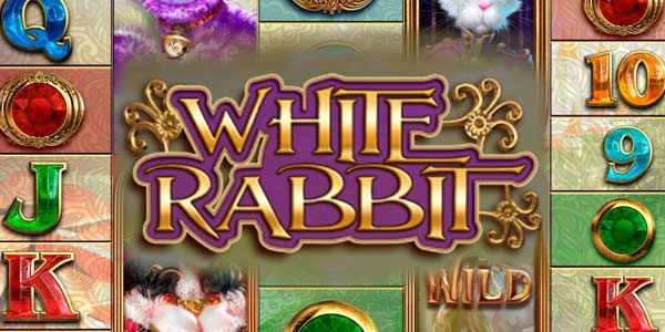 White Rabbit slot game, exclusively at Leo Vegas