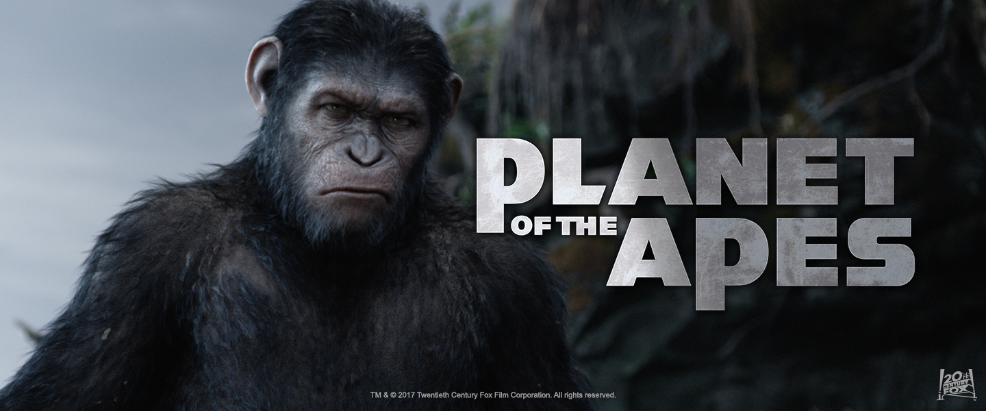 New, Planet of the Apes by NetEnt