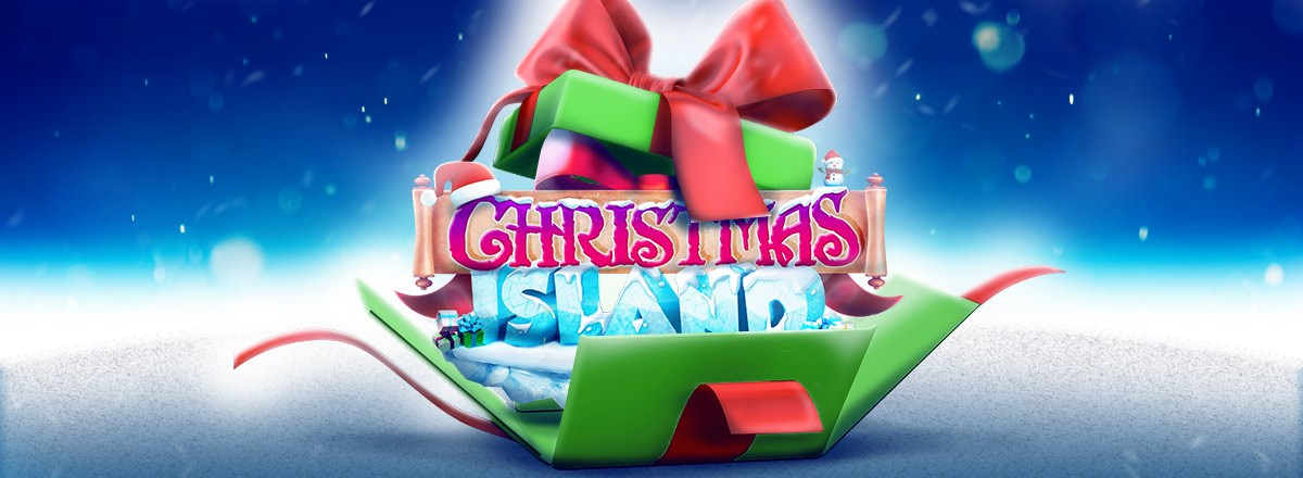Christmas Island is live at Casino Heroes