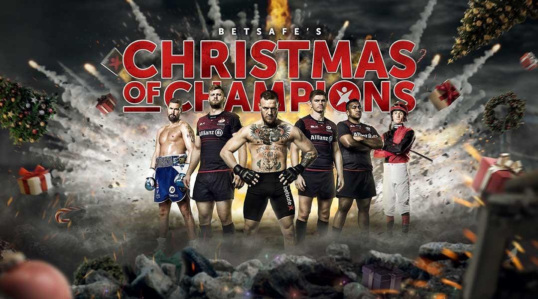 Christmas of Champions at Betsafe