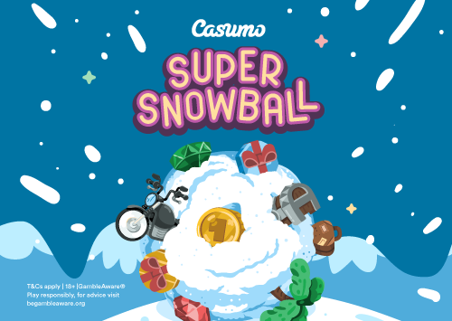 Super Snowball Christmas promotions