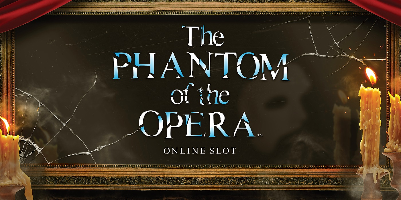 New by Microgaming, The Phantom of the Opera