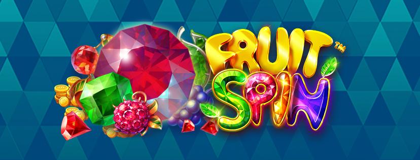 Fruit Spin, new NetEnt slot game