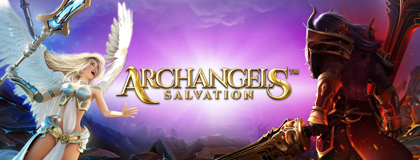 Archangels Salvation, new NetEnt slot game