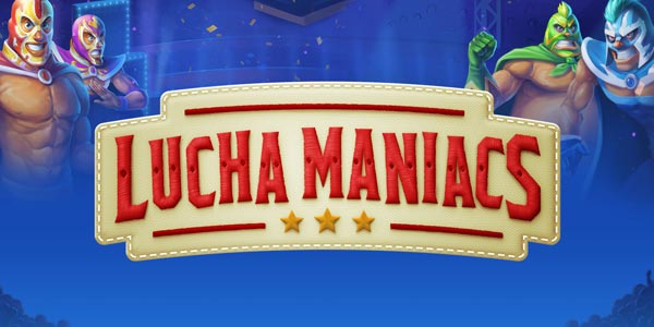 Lucha Maniacs, now live at Casumo
