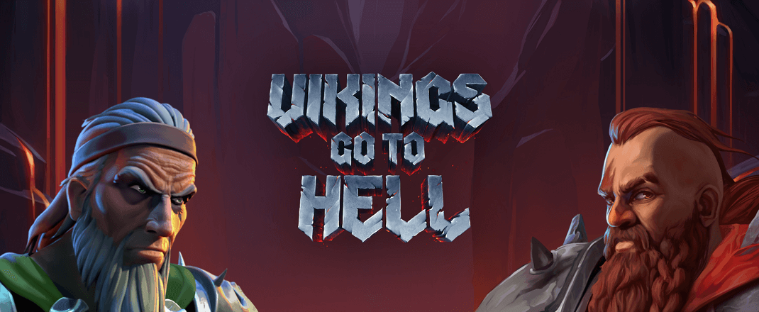 Vikings go to Hell, new from Yggdrasil Gaming