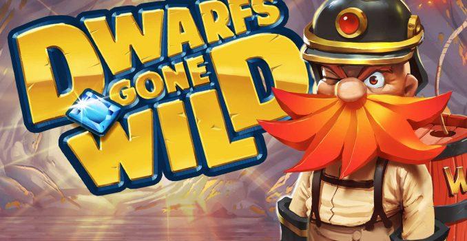 Dwarfs Gone Wild, new Quickspin slot game