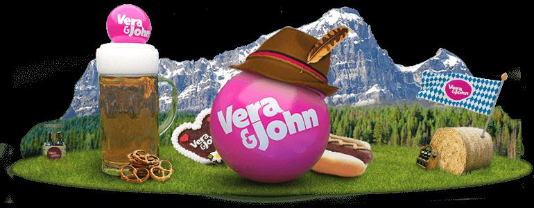 Slotoberfest at Vera & John, claim free spins