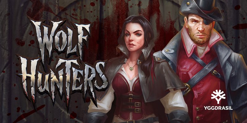 Wolf Hunters, new online slot game