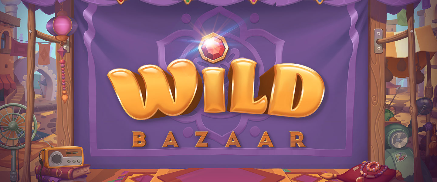Wild Bazaar, new NetEnt slot game