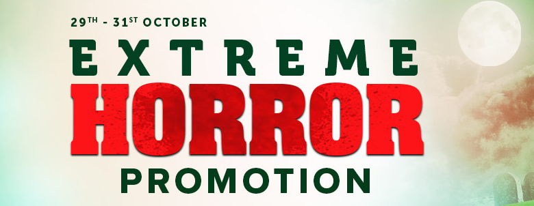 Daily free spins during Extreme Horror Promotion