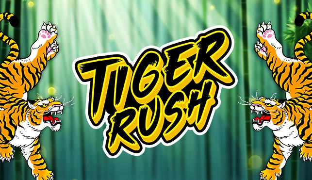 Tiger Rush, new from Thunderkick