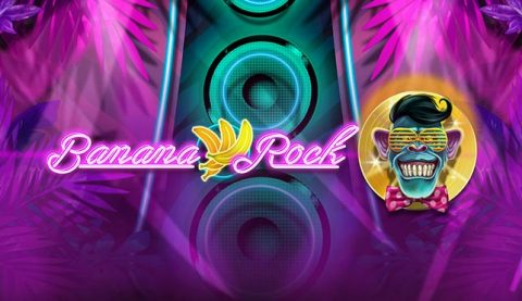 New from Play'n Go, Banana Rock slot game