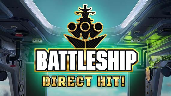 Battleship Direct Hit!, Megaways slot game