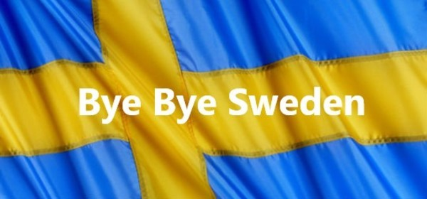 Casinos closing Swedish markets due to new law