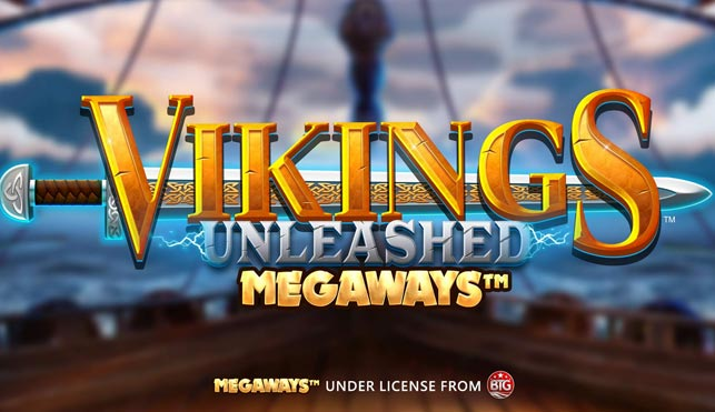 Vikings Unleashed, new Megaways slot from Blueprint