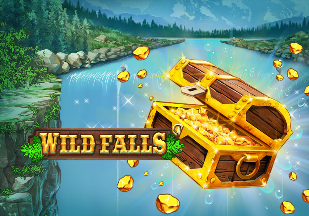 Wild Falls, new Play'n Go slot game