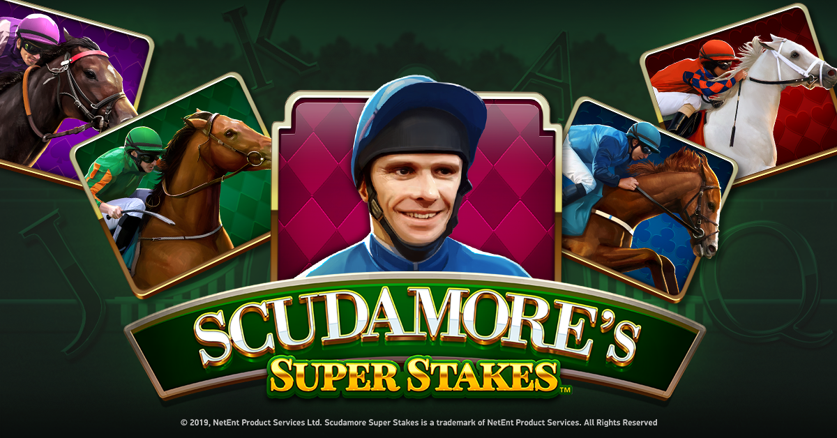 Scudamore's Super Stakes, now live