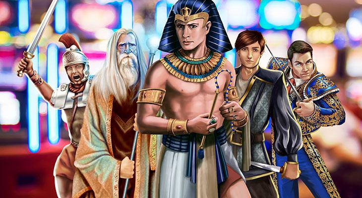 Gamomat slot games now live at Energy Casino