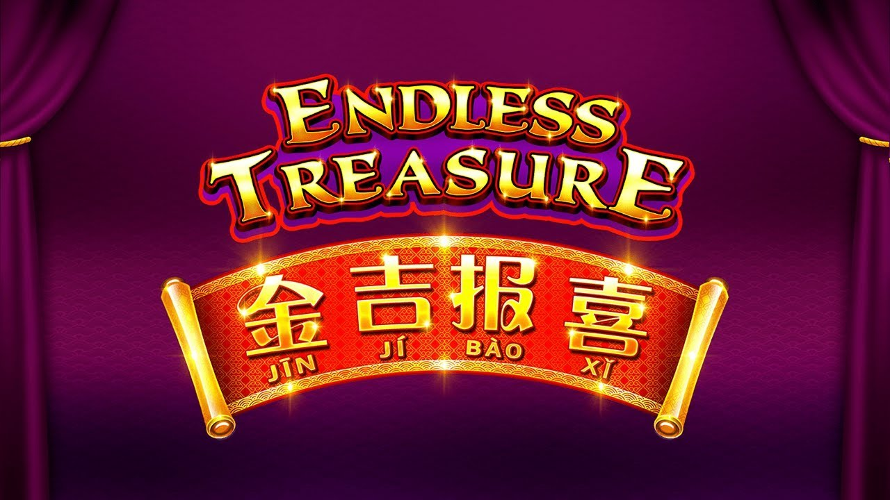 Endless Treasure, new online slot game