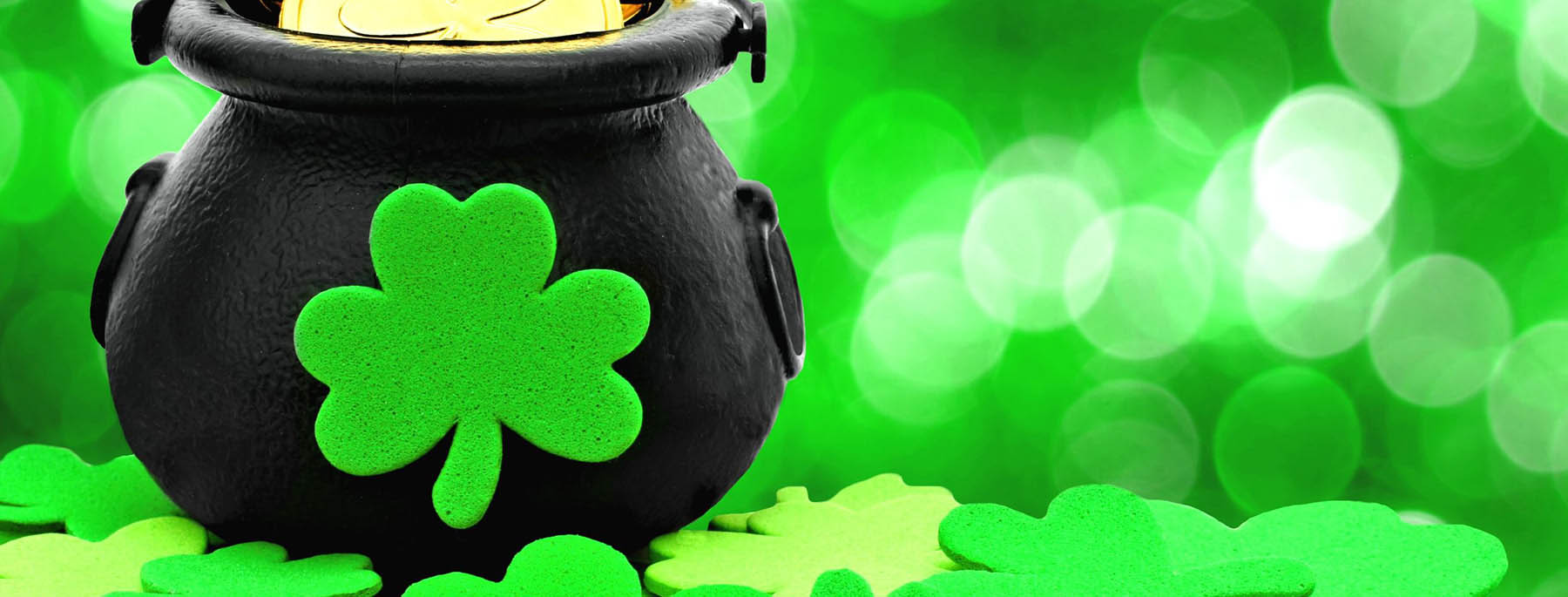 St. Patrick's Day this weekend at Cashmio