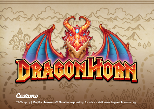Dragon Horn, exclusive Thunderkick slot game