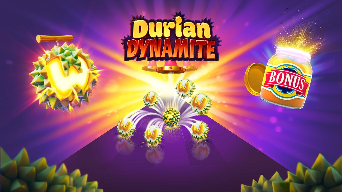 Quickspin's Durian Dynamite now live