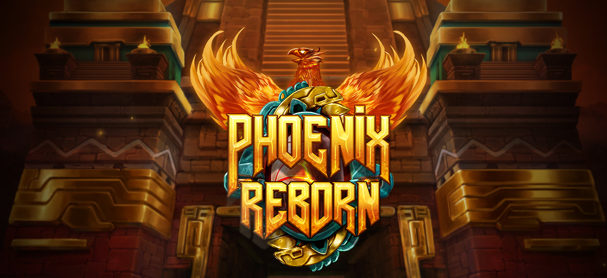 Phoenix Reborn, new slot game from Play'n Go