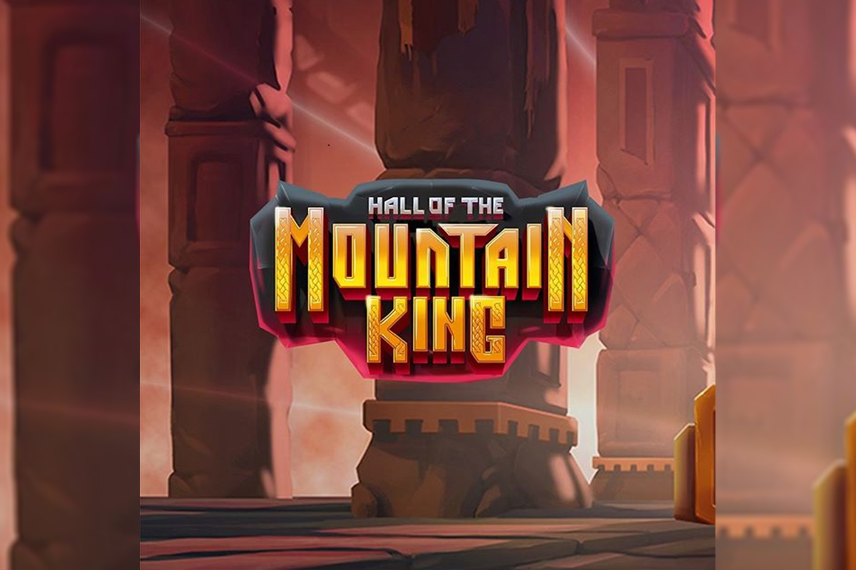 Hall of the Mountain King, new Quickspin slot game