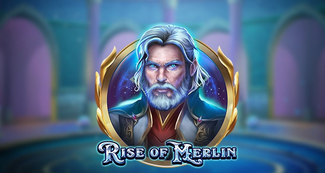 Rise of Merlin, new online slot game from Play'n Go
