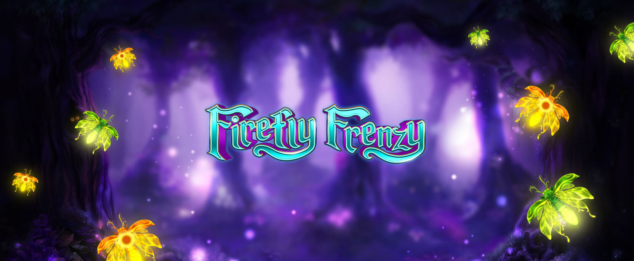 Firefly Frenzy, new from Play'n Go