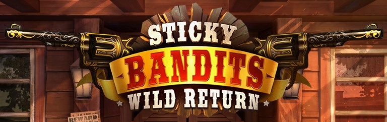 Sticky Bandit Wild Return now at Casumo