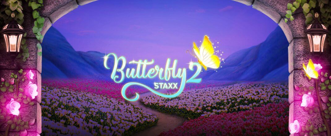 Butterfly Staxx 2 slot game, now live