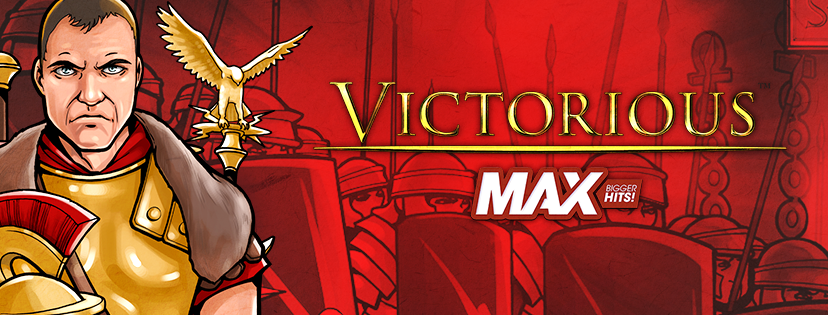 Victorious Max, now added to the base game