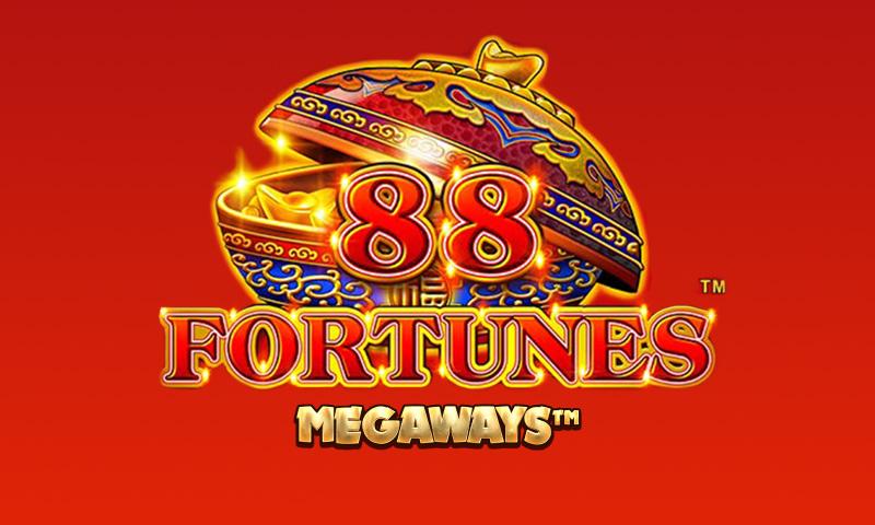 Now live, 88 Fortunes Megaways