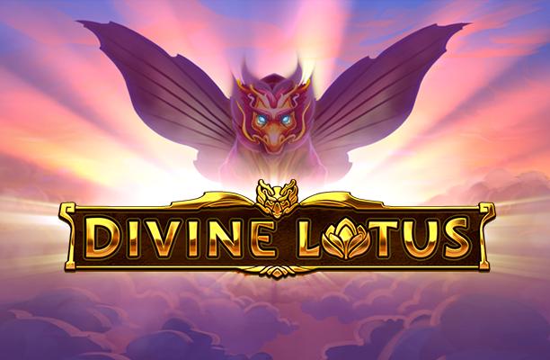 Divine Lotus, exclusively at Casumo