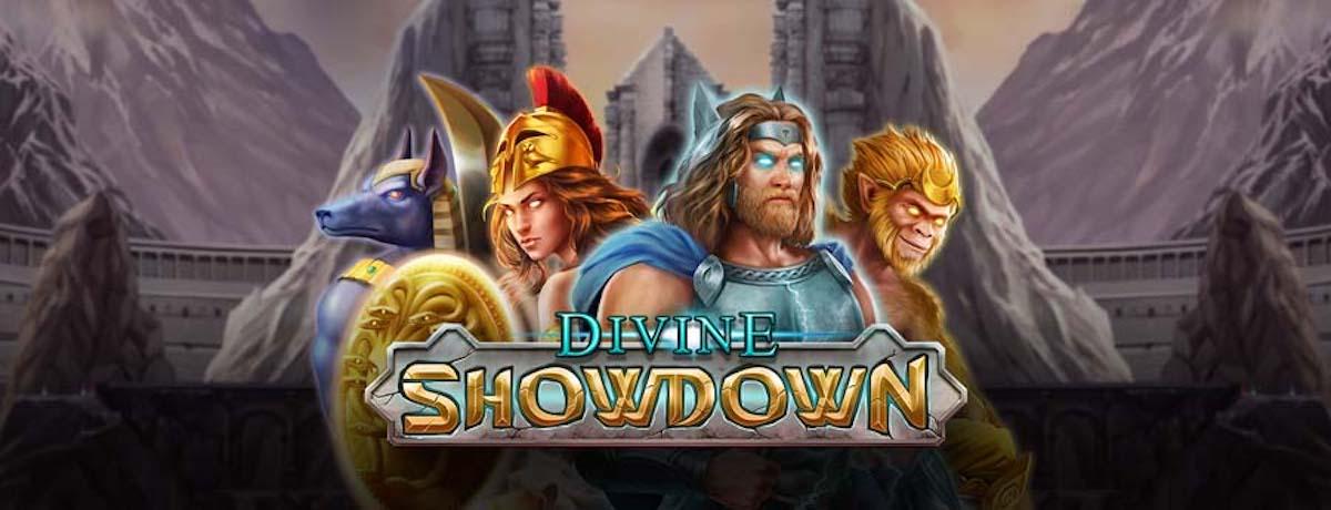 Divine Showdown, latest Play'n Go slot game