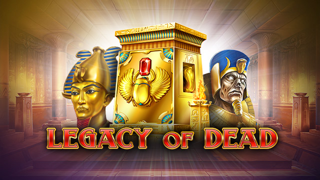 Legacy of Dead, a new Book of Dead variant