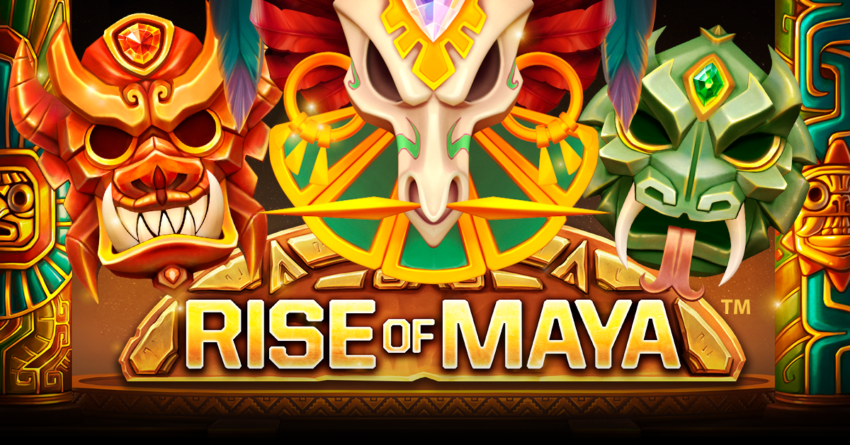 New NetEnt slot game, Rise of Maya, now live