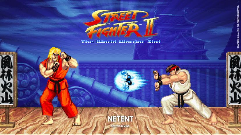 Street Fighter II – The World Warrior