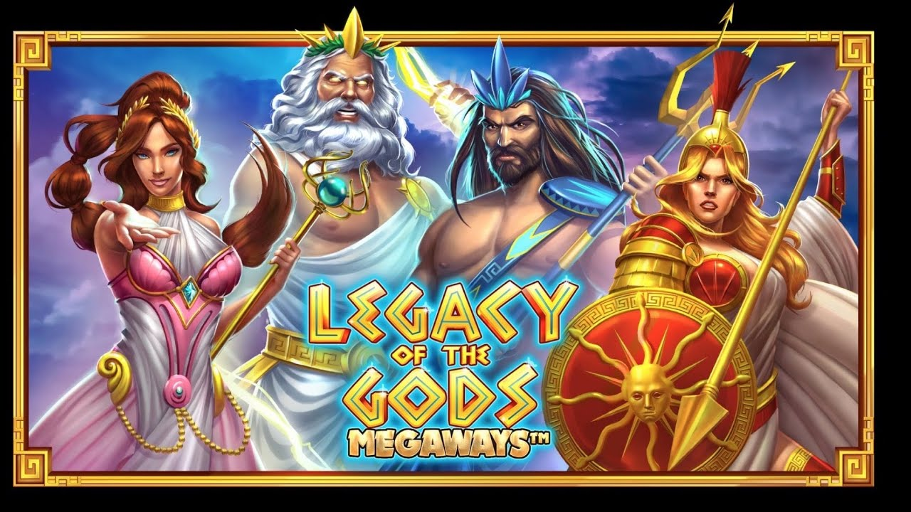 Legacy of Gods Megaways, classic principle with a small twist