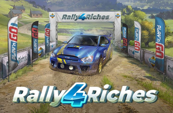 Rally 4 Riches, new from Play'n Go