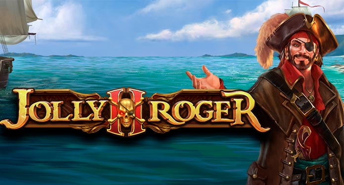Jolly Roger II, new from Play'n Go